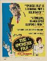 The Ipcress File - 11 x 17 Movie Poster - Style D