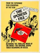 The Ipcress File - 27 x 40 Movie Poster - Style D