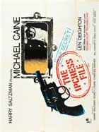 The Ipcress File - 27 x 40 Movie Poster - Style E