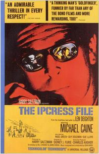 The Ipcress File - 11 x 17 Movie Poster - Style C