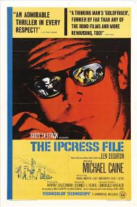 The Ipcress File - 27 x 40 Movie Poster - Style C