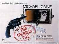 The Ipcress File - 11 x 17 Movie Poster - Style F