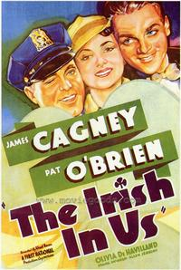 The Irish in Us - 43 x 62 Movie Poster - Bus Shelter Style A