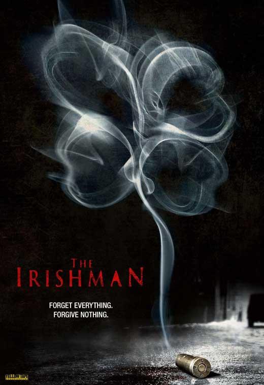irishman plakat