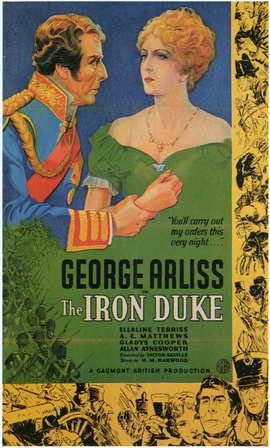 The Iron Duke - 11 x 17 Movie Poster - Style A