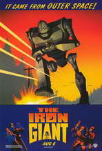 Iron Giant - 27 x 40 Movie Poster - Style A