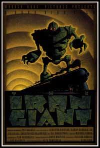Iron Giant - 11 x 17 Movie Poster - Style C