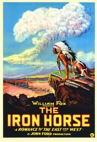 The Iron Horse - 11 x 17 Movie Poster - Style A