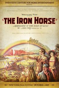 The Iron Horse - 27 x 40 Movie Poster - 2007 New York Film Festival Limited Edition