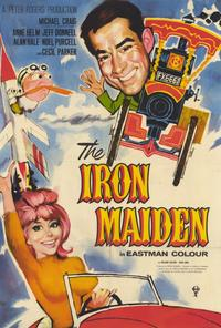 Iron Maiden - 11 x 17 Movie Poster - Style A