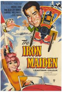 Iron Maiden - 27 x 40 Movie Poster - Style A