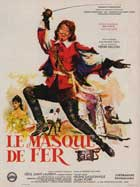 The Iron Mask - 11 x 17 Movie Poster - French Style B