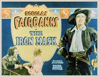 The Iron Mask - 11 x 14 Movie Poster - Style A