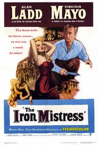 The Iron Mistress - 27 x 40 Movie Poster - Style A