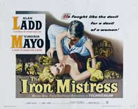 The Iron Mistress - 30 x 40 Movie Poster - Style A