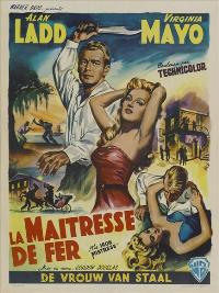 The Iron Mistress - 11 x 17 Movie Poster - Belgian Style A