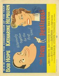 Iron Petticoat - 11 x 17 Movie Poster - Style B