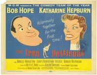 Iron Petticoat - 27 x 40 Movie Poster - Style B