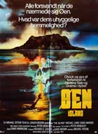 The Island - 11 x 17 Movie Poster - Danish Style A