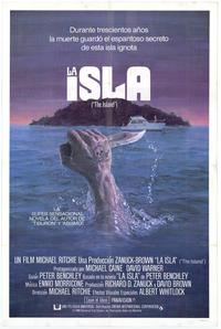 The Island - 11 x 17 Movie Poster - Spanish Style A