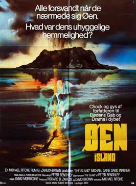 The Island - 27 x 40 Movie Poster - Danish Style A
