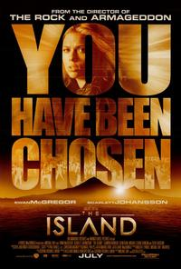 The Island - 27 x 40 Movie Poster - Style B