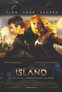 The Island - 11 x 17 Movie Poster - Style J