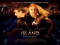 The Island - 11 x 17 Movie Poster - Style K