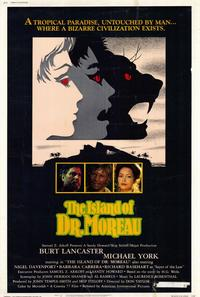 The Island of Dr. Moreau - 11 x 17 Movie Poster - Style A