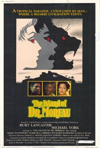The Island of Dr. Moreau - 27 x 40 Movie Poster - Style A