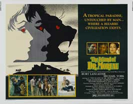 The Island of Dr. Moreau - 22 x 28 Movie Poster - Half Sheet Style A