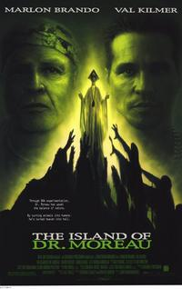 The Island of Dr. Moreau - 11 x 17 Movie Poster - Style C