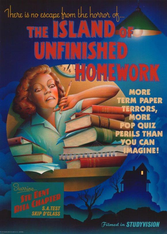 homework 1982 full movie
