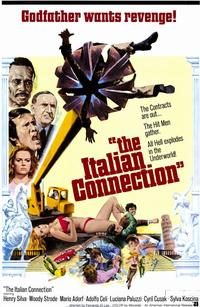 The Italian Connection - 11 x 17 Movie Poster - Style A