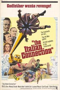 The Italian Connection - 27 x 40 Movie Poster - Style A