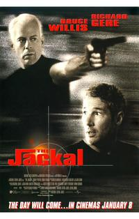 The Jackal - 11 x 17 Movie Poster - Style B