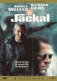 The Jackal - 27 x 40 Movie Poster - Style B