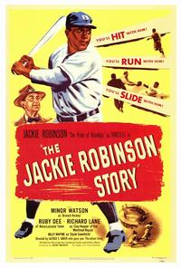 The Jackie Robinson Story - 27 x 40 Movie Poster - Style A