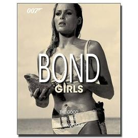 The James Bond Collection - Girls Hardcover Book