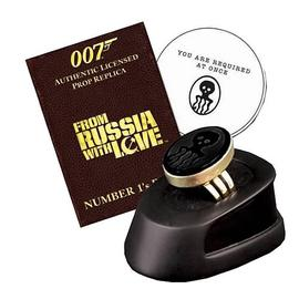 The James Bond Collection - SPECTRE Ring 1:1 Limited Edition Prop Replica
