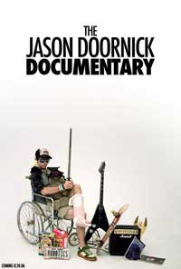 The Jason Doornick Documentary - 43 x 62 Movie Poster - Bus Shelter Style A