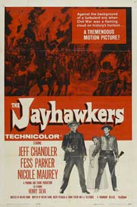 The Jayhawkers - 27 x 40 Movie Poster - Style A