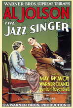 The Jazz Singer - 27 x 40 Movie Poster - Style A