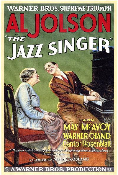 Al Jolson - El Cantante de Jazz (1927) [VOSE] [MEGA]