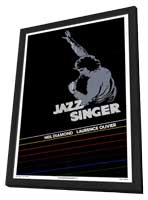 The Jazz Singer - 11 x 17 Movie Poster - Style A - in Deluxe Wood Frame