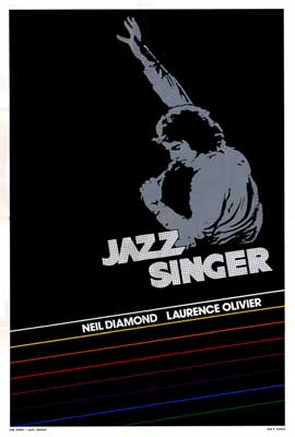The Jazz Singer - 11 x 17 Movie Poster - Style A