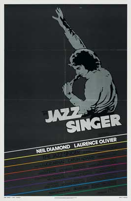 The Jazz Singer - 27 x 40 Movie Poster - Style C
