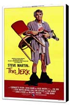 The Jerk - 11 x 17 Movie Poster - Style B - Museum Wrapped Canvas