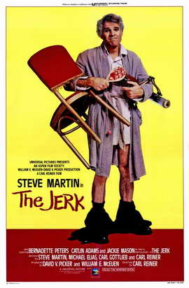 The Jerk - 11 x 17 Movie Poster - Style B