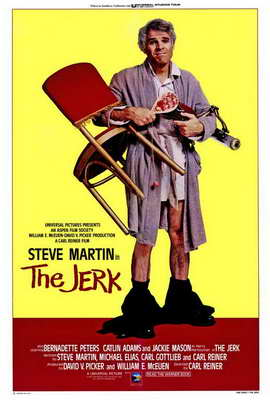 The Jerk - 27 x 40 Movie Poster - Style B